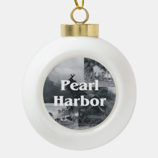 ABH Pearl Harbor Ornaments