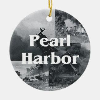 ABH Pearl Harbor Christmas Tree Ornaments