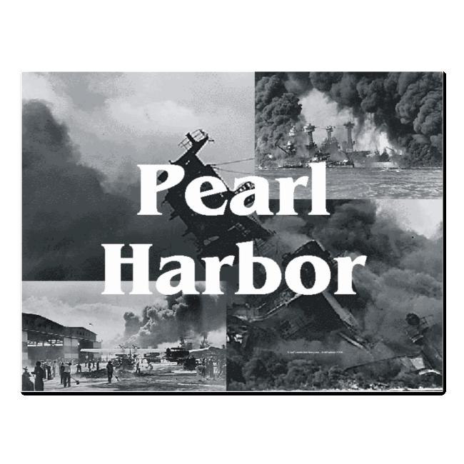 ABH Pearl Harbor Postcard