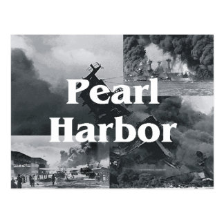 ABH Pearl Harbor Postcards