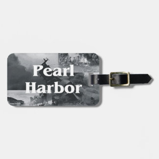 ABH Pearl Harbor Tag For Luggage