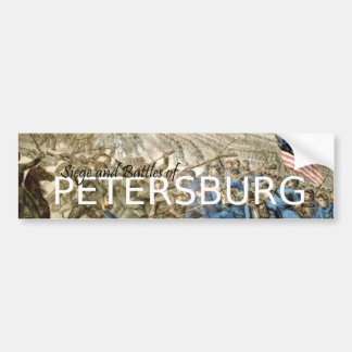 ABH Petersburg Bumper Sticker