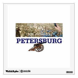 ABH Petersburg Wall Decal