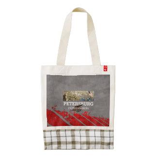 ABH Petersburg Zazzle HEART Tote Bag