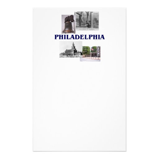 ABH Philadelphia Custom Stationery