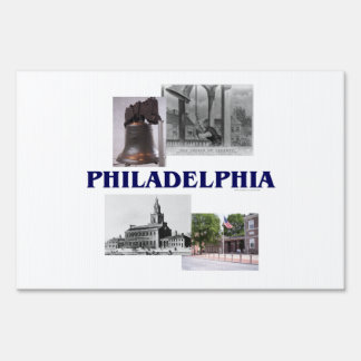ABH Philadelphia Lawn Sign