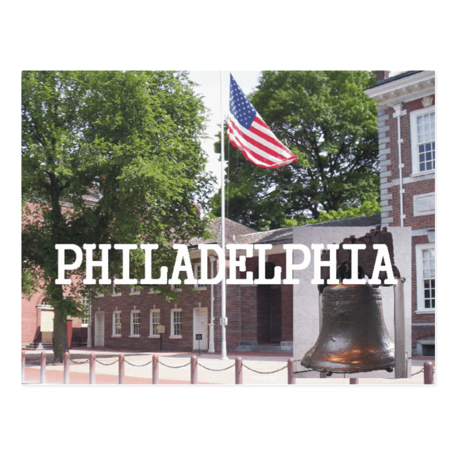 ABH Philadelphia Postcard