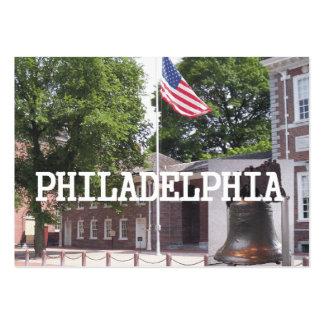 ABH Philadelphia Tarjetas De Visita Grandes