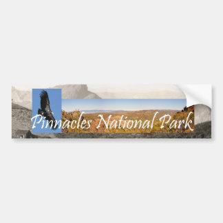 ABH Pinnacles NP Bumper Sticker