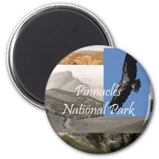 ABH Pinnacles NP Magnet