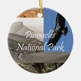 ABH Pinnacles NP Christmas Tree Ornaments