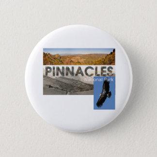 ABH Pinnacles NP Pinback Button