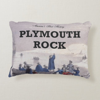 "ABH Plymouth Rock Accent Pillow 16"" x 12"""