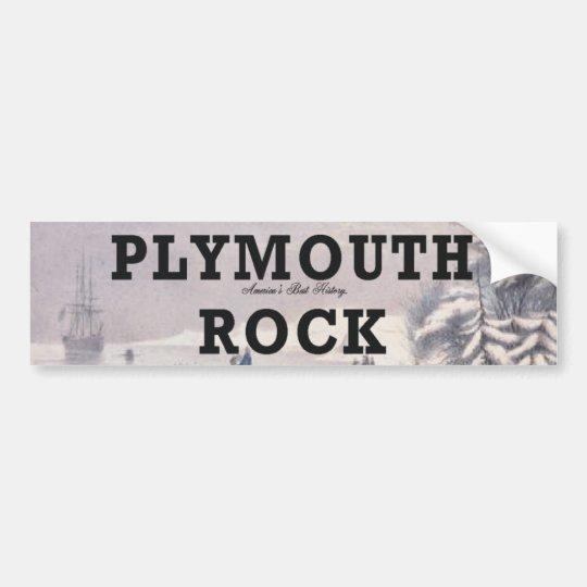 ABH Plymouth Rock Bumper Sticker