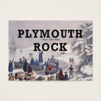 ABH Plymouth Rock Business Card