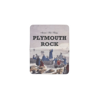 ABH Plymouth Rock Business Card Holder