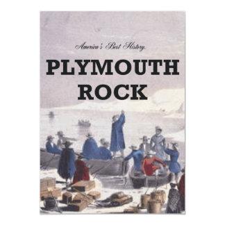 """ABH Plymouth Rock Invitación 5"""" X 7"""""""