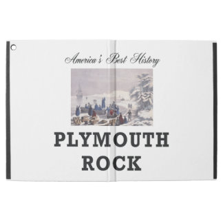 "ABH Plymouth Rock iPad Pro 12.9"" Case"