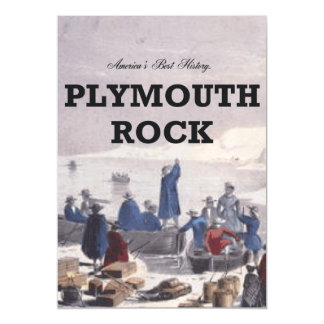 ABH Plymouth Rock Magnetic Card