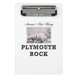 ABH Plymouth Rock Mini Clipboard