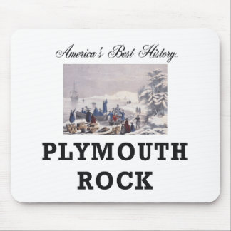 ABH Plymouth Rock Mouse Pad