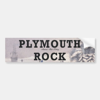 ABH Plymouth Rock Pegatina Para Auto