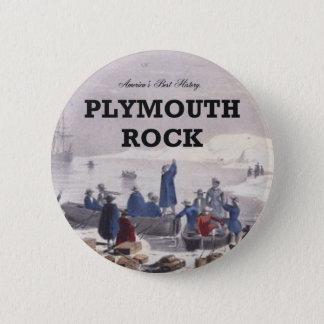 ABH Plymouth Rock Pinback Button