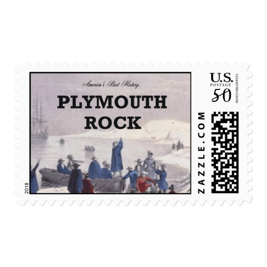 ABH Plymouth Rock Postage