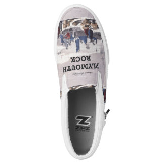 ABH Plymouth Rock Slip-On Sneakers