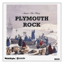 Plymouth Rock, Mayflower, and Pilgrims Gifts