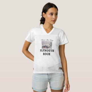 ABH Plymouth Rock Women's Football Jersey