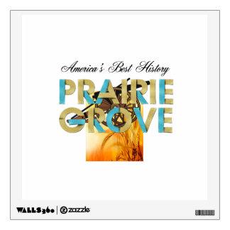 ABH Prairie Grove Wall Sticker