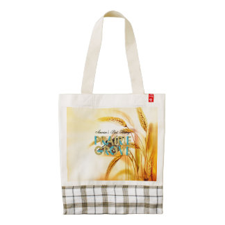 ABH Prairie Grove Zazzle HEART Tote Bag