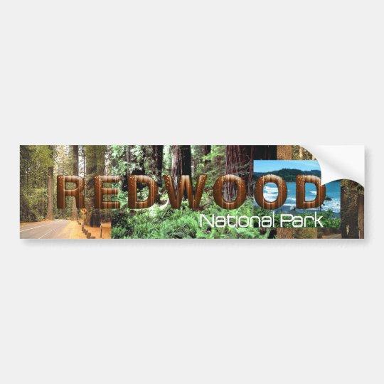 ABH Redwood Bumper Sticker