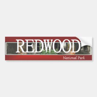 ABH Redwood Car Bumper Sticker