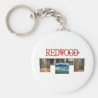 ABH Redwood Keychain