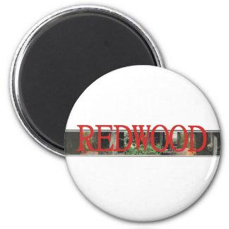 ABH Redwood Fridge Magnets