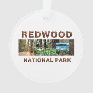 ABH Redwood Ornament