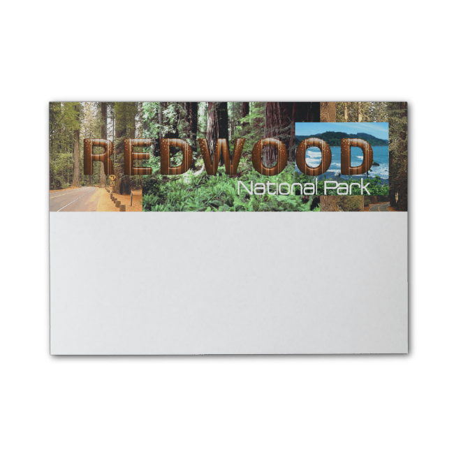 ABH Redwood Post-it� Notes