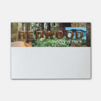 ABH Redwood Post-it® Notes