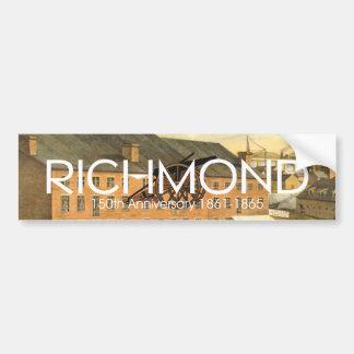 ABH Richmond 150 Bumper Sticker