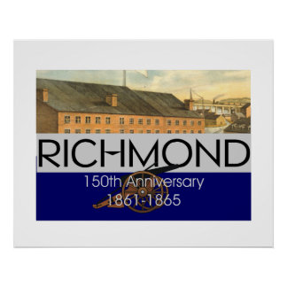 ABH Richmond 150 Poster