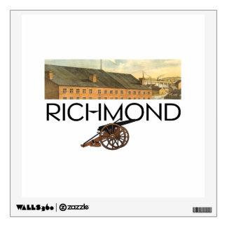 ABH Richmond Wall Decal