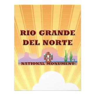 ABH Rio Grande del Norte Custom Invitations