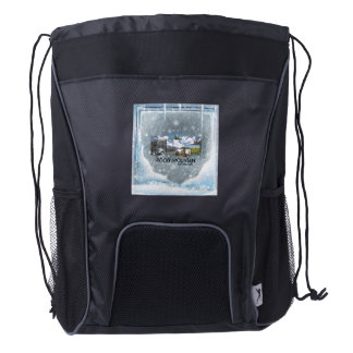 ABH Rocky Mountain Drawstring Backpack