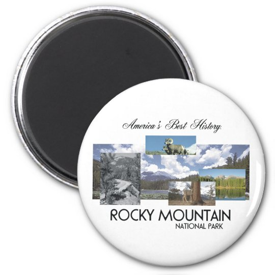 Rocky Mountain National Park T-Shirts, Backpacks, and Souvenirs