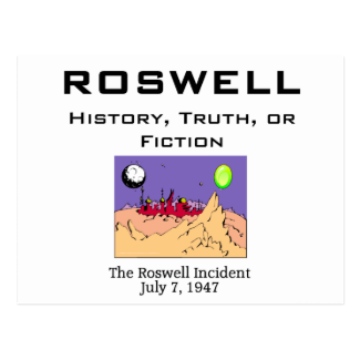 ABH Roswell Postcard