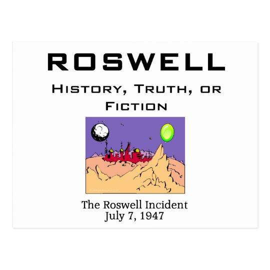 ABH Roswell Postcard