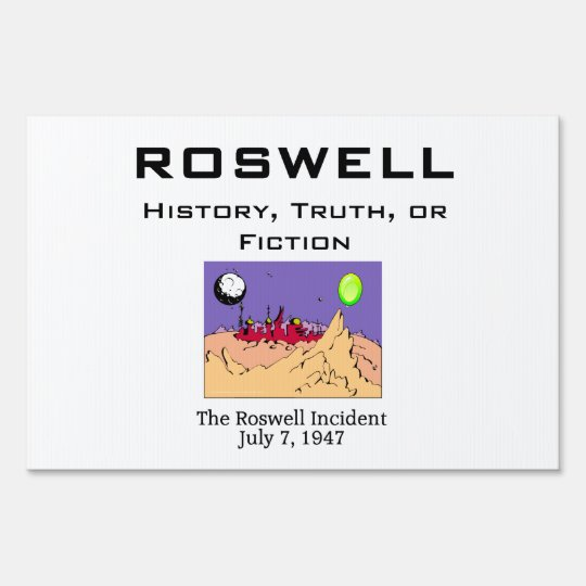 ABH Roswell Sign