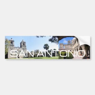 ABH San Antonio Pegatina De Parachoque